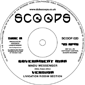 3 new 10'' on Vibronics' SCOOPS Records