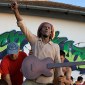 Serbia Unveils Bob Marley Statue