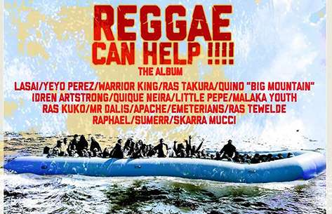 Reggae news: Open Arms Project - Reggae Can Help